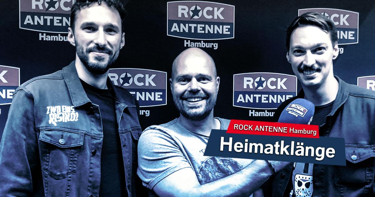 Zwo Eins Risiko aus Hamburg - Das Heimatklänge Interview