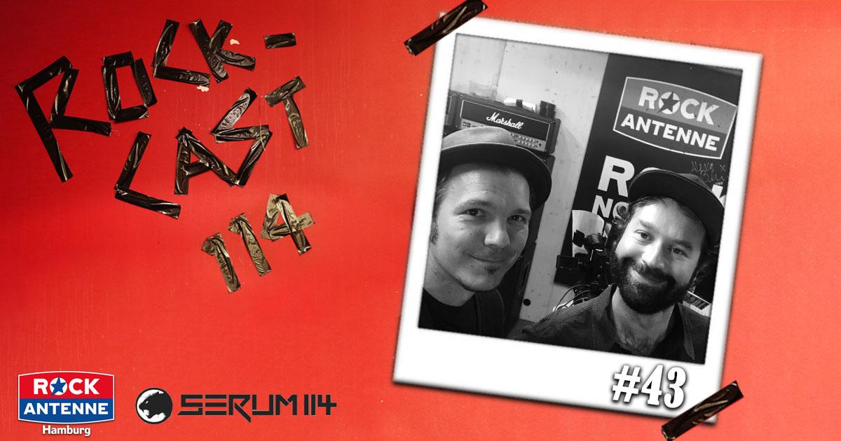 Rock-Cast 114 - Die Late Night Show: Folge 43 - Schlechte Witze in Wiesbaden