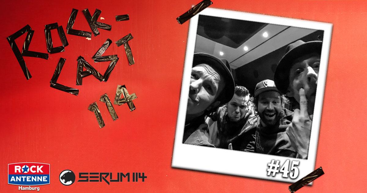 Rock-Cast 114 - Die Late Night Show: Folge 45 - Sondaschule Vol. 2