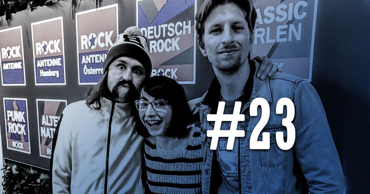 Whole Lotta Talk - Episode 23: Baz & Adam von Massive Wagons