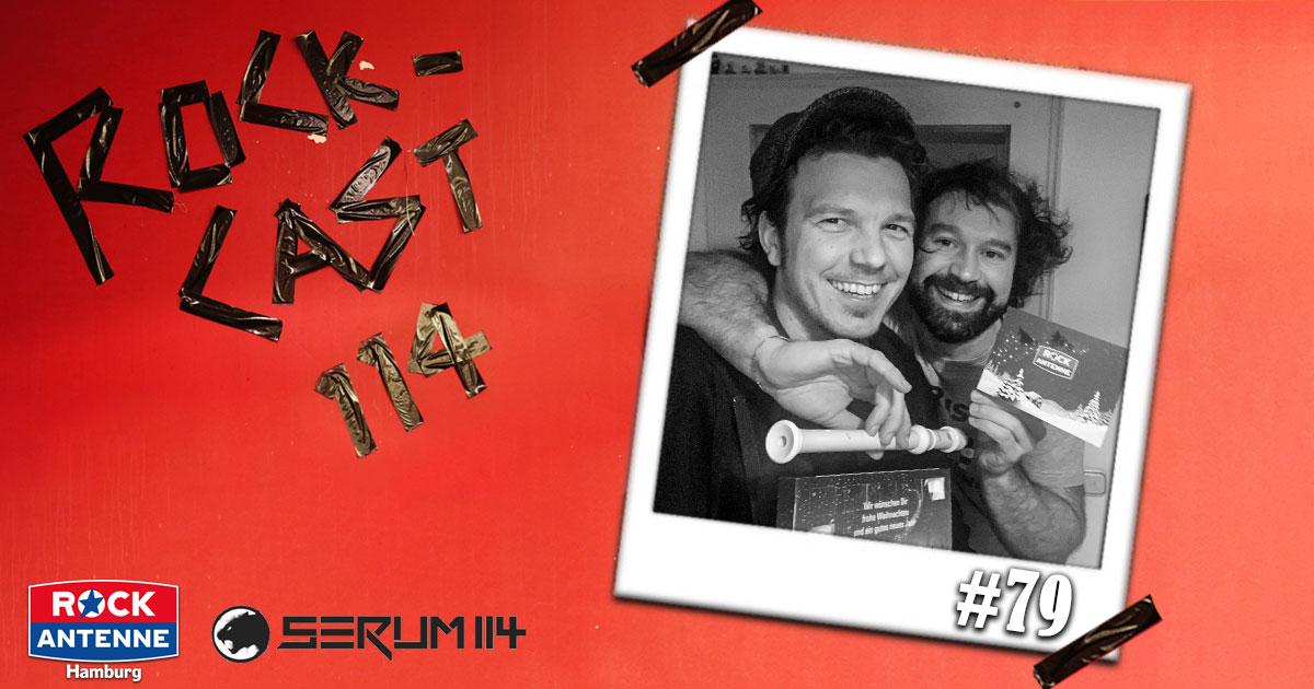 Rock-Cast 114 - Die Late Night Show: Folge 79 - Die Jahresabsch(l)uss-Folge