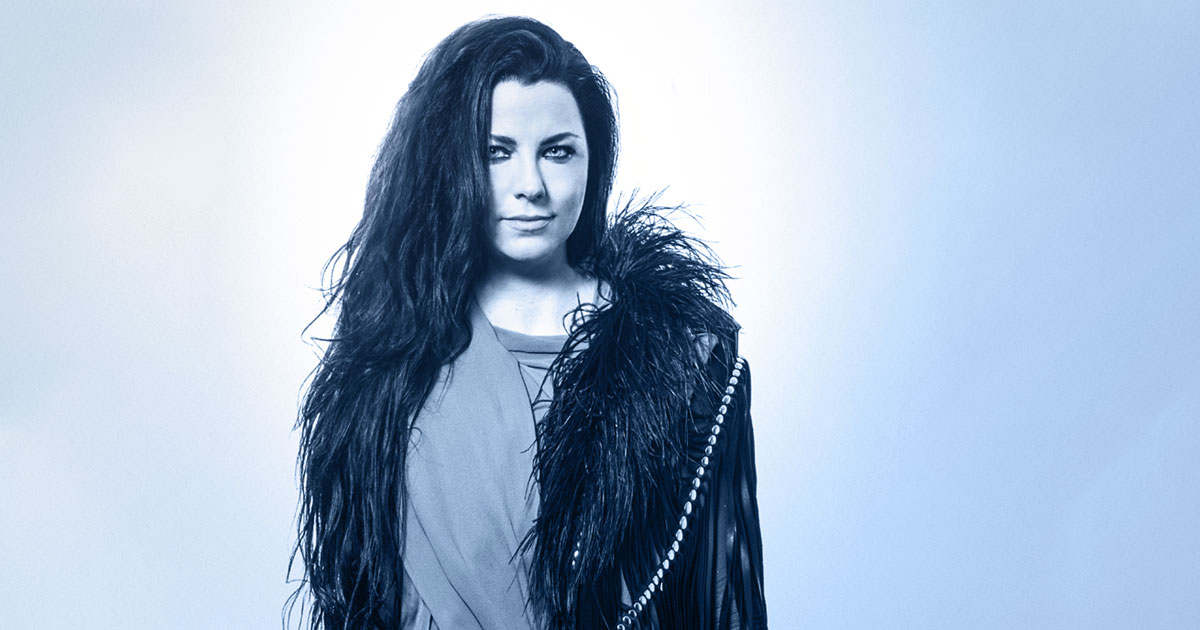 Whole Lotta Talk: Amy Lee von Evanescence im Interview