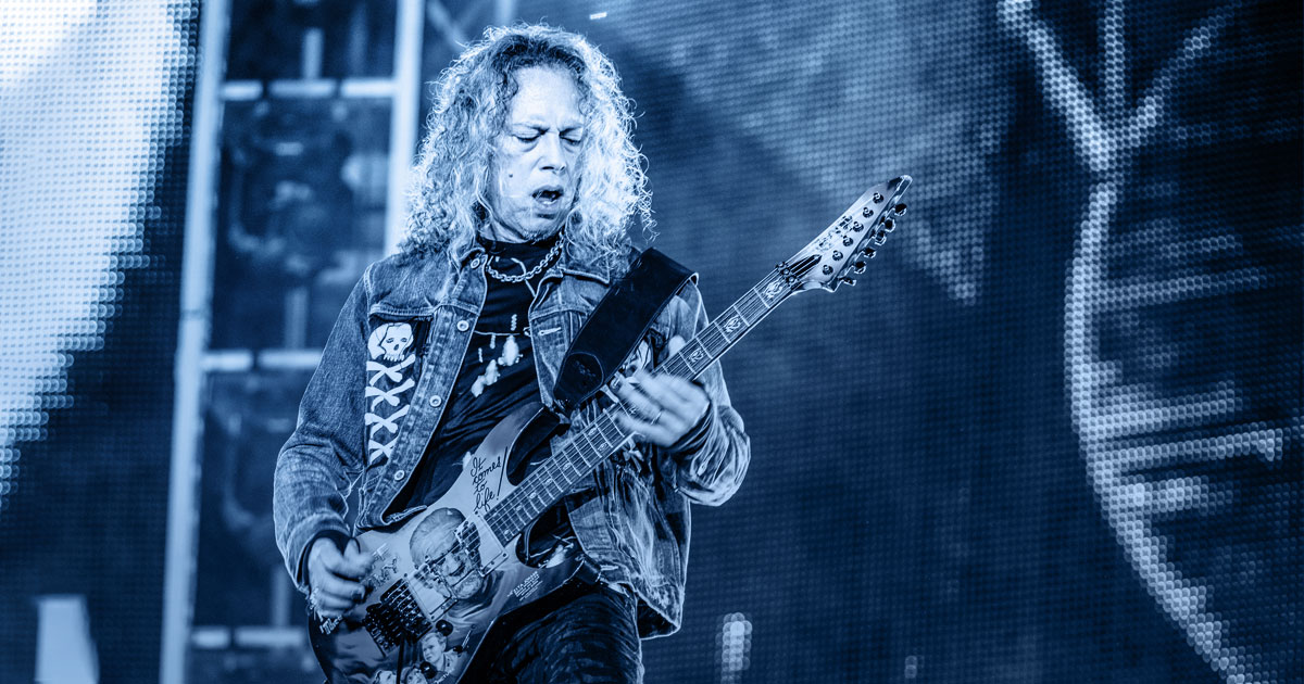 Whole Lotta Talk: Kirk Hammett von Metallica im Interview