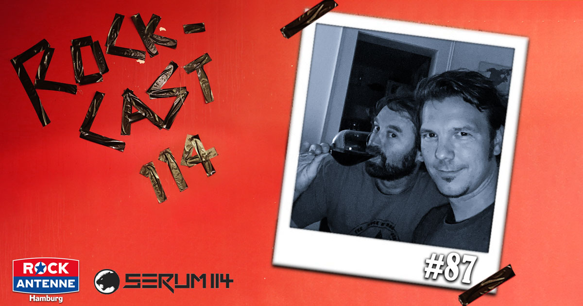 Rock-Cast 114 - Die Late Night Show: Folge 87 - Keine Hose, (k)ein Problem!