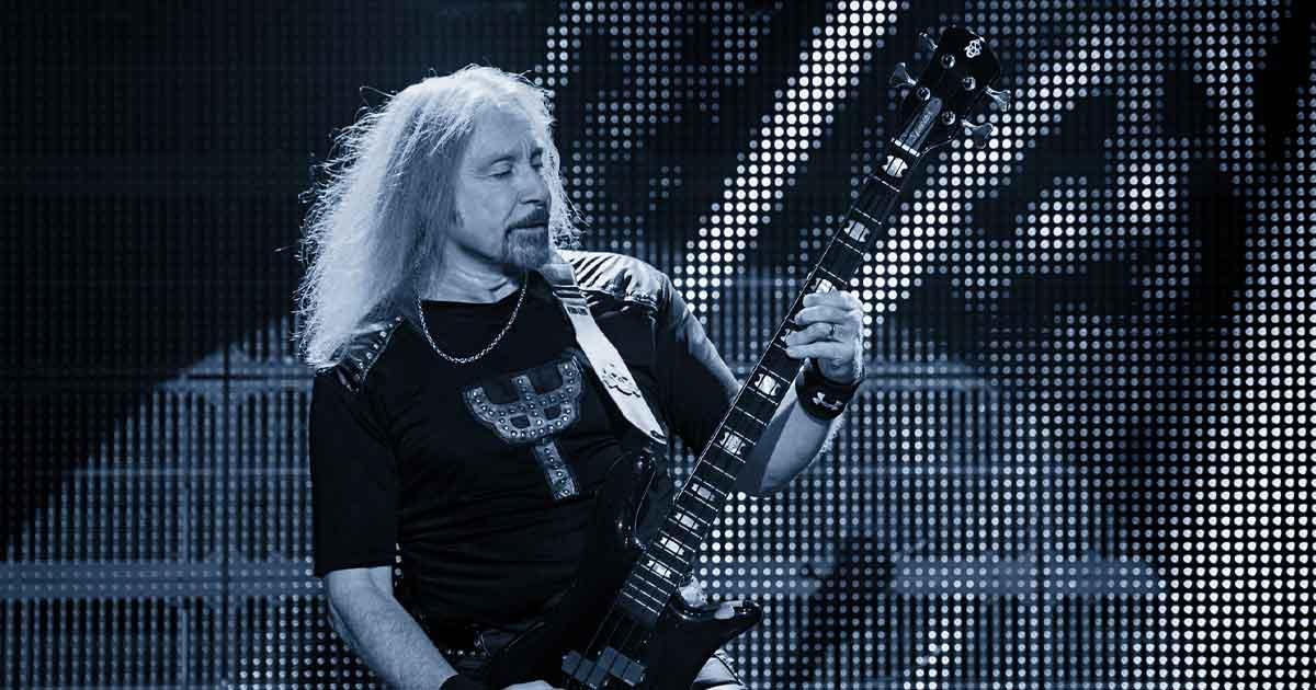Im Interview: Judas Priest-Urgestein Ian Hill über <em>50 Heavy Metal Years</em>
