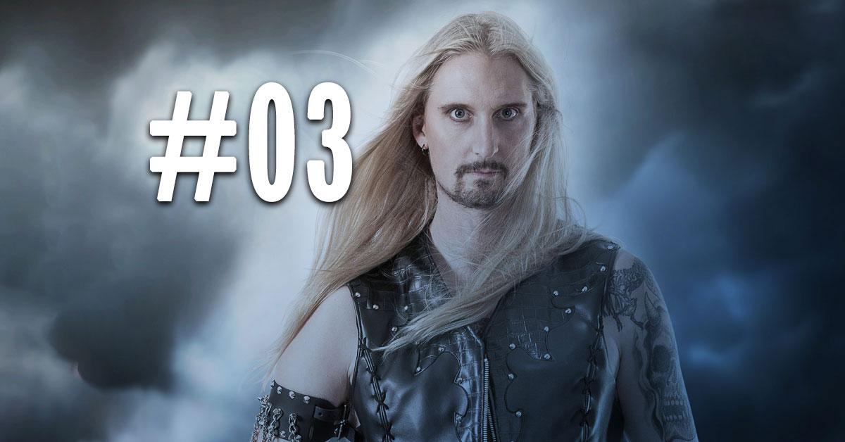 Whole Lotta Talk - Episode 3: Oscar Dronjak von Hammerfall