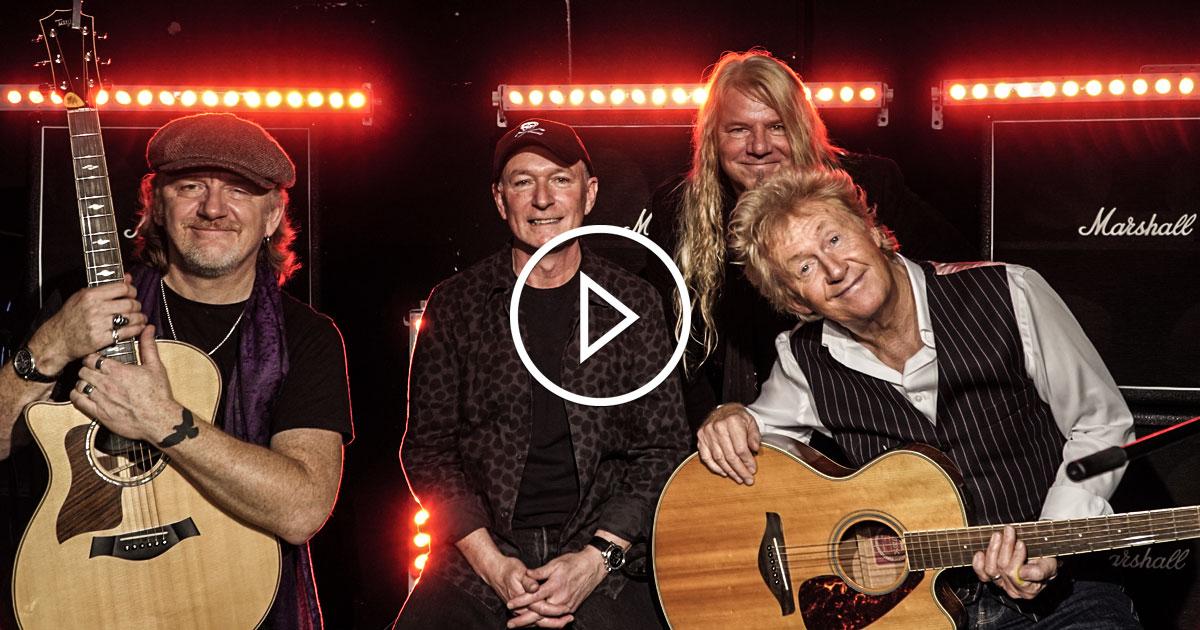 Rock Meets Classic 2020: Thunder, Robert Hart und Mat Sinner unplugged