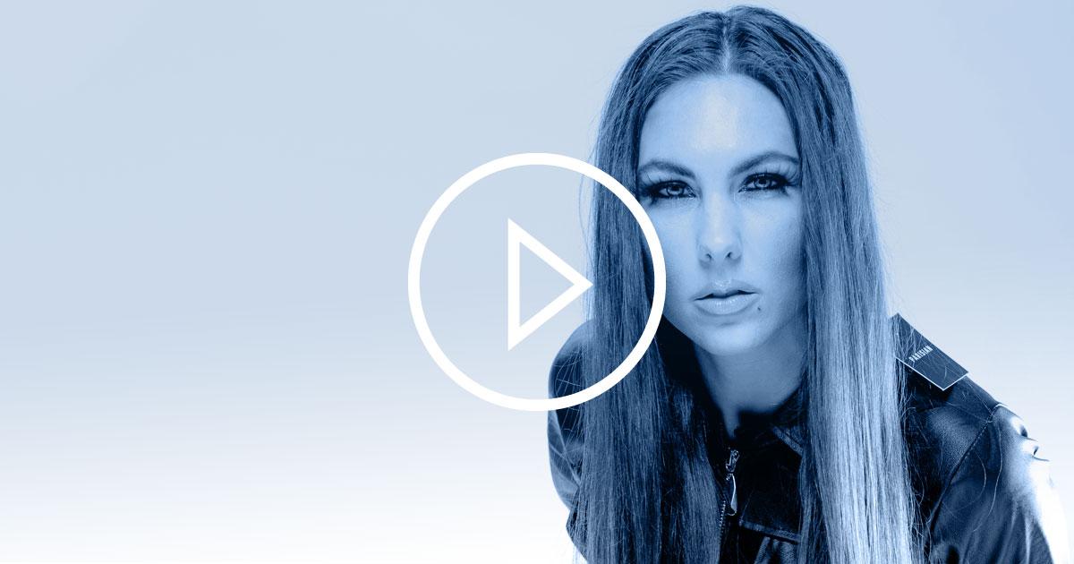 Amaranthe 2020: Elize Ryd im ROCK ANTENNE Hamburg Interview