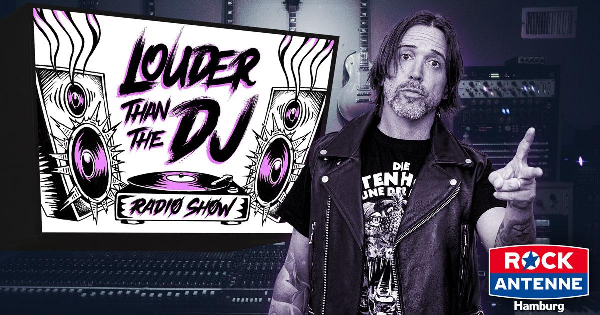 Louder Than The DJ: Die Rockstar-Radioshow mit Ben von Billy Talent