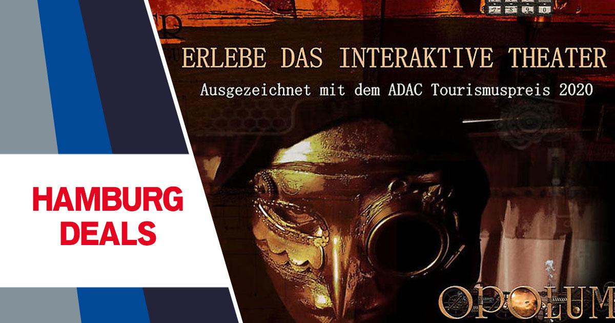 Hamburg Deals: 2 für 1 Tickets für das OPOLUM in der Speicherstadt