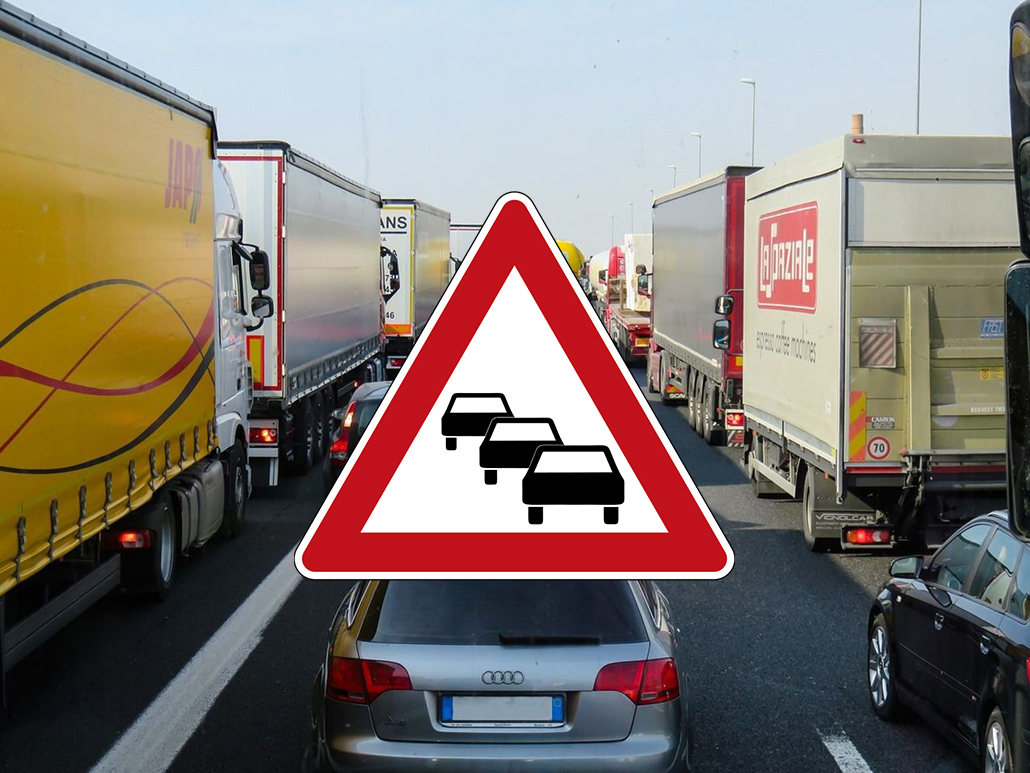 Aktuelle Verkehrsmeldungen