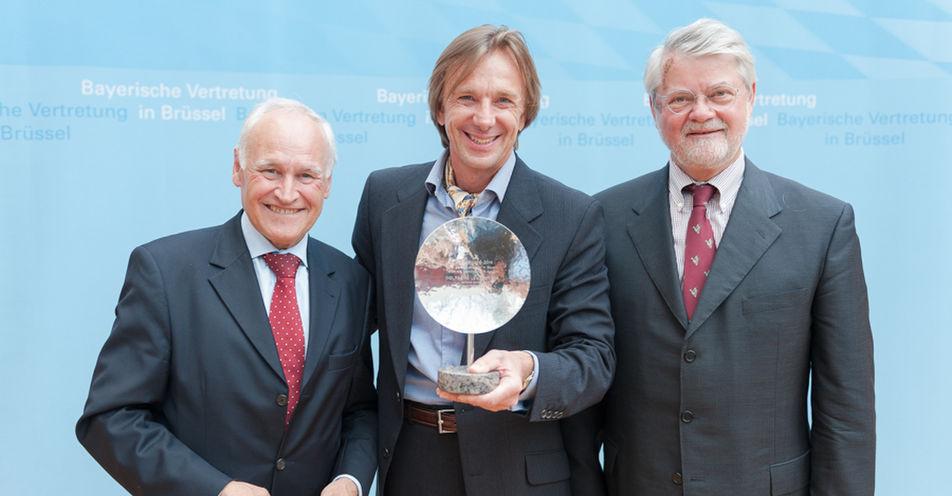 Medienpreis des Bundes der Steuerzahler geht an Wolfgang Leikermoser