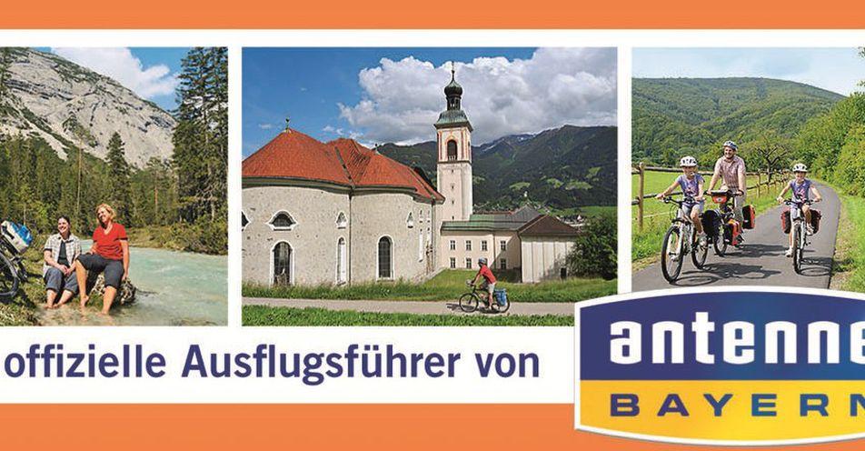 """""""Die 100 schönsten Radtouren in Bayern, die Sie geradelt sein sollten"""" ab sofort im Handel erhältlich"""