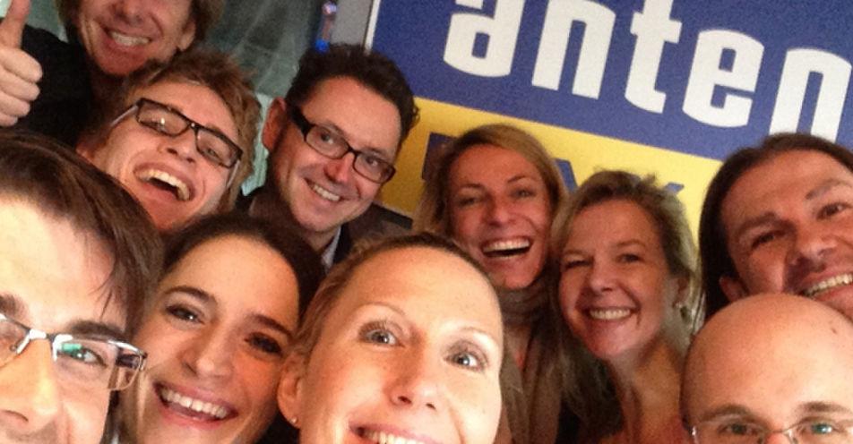 ma 2014 Radio I: ANTENNE BAYERN - Der Bayerische Quoten-Hit!