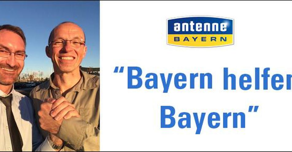 """""""Bayern helfen Bayern"""": ANTENNE BAYERN macht trotz Lokführer-Streik den Freistaat mobil"""