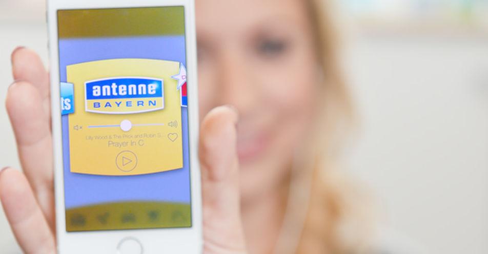 Unternehmensgruppe ANTENNE BAYERN ist Deutschlands führender Webradio-Anbieter