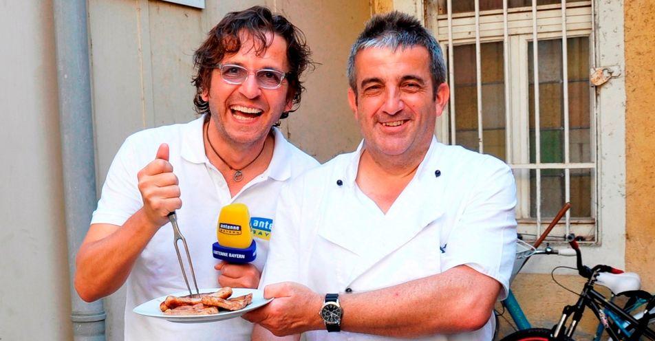 Mittagspause einmal anders – ANTENNE BAYERN grillt für bayerische Unternehmen