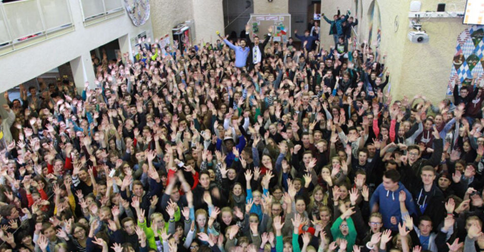 Deggendorfer Gymnasium macht das Rennen beim ANTENNE BAYERN Pausenhof-Konzert