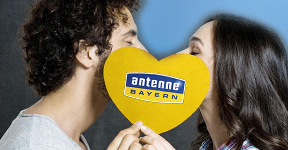 Wie lieben die Bayern? Die ANTENNE BAYERN-Liebesumfrage zum Valentinstag