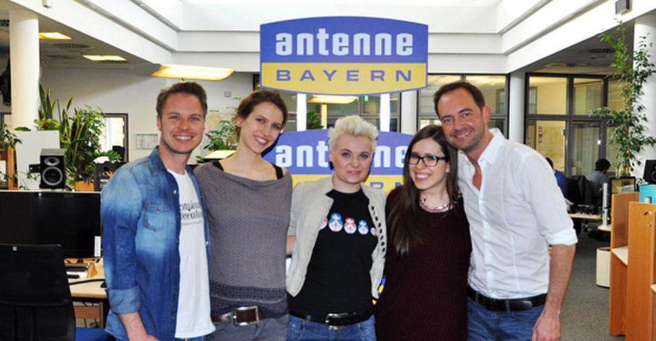 Newcomer-Band Elaiza in der Stefan Meixner Show