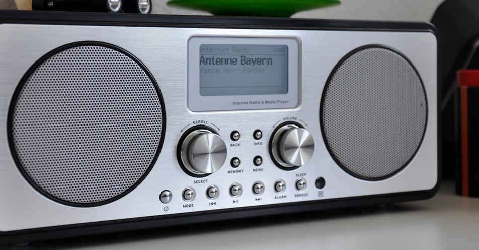 ma 2014 IP Audio II: Unternehmensgruppe ANTENNE BAYERN führt deutschlandweites Web-Radio-Ranking an