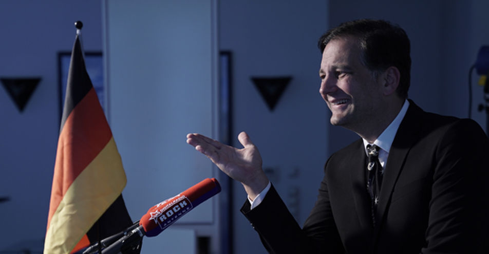 Online-Petition: Wird ROCK ANTENNE Moderator neuer Bundespräsident?