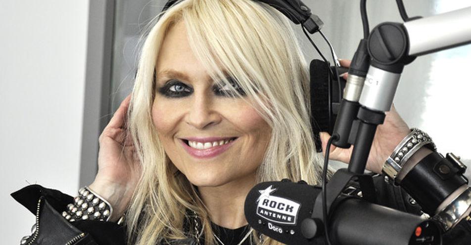 Metal Queen Doro Pesch geht bei ROCK ANTENNE auf Sendung