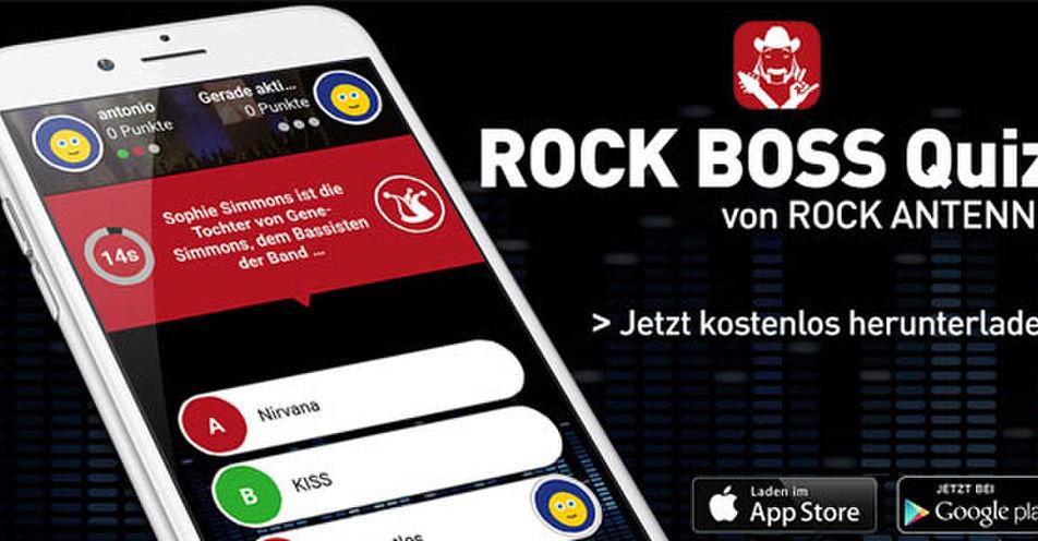 Für schlaue Rocker: ROCK ANTENNE launcht neue Quiz-App