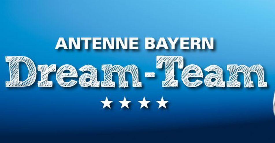 ANTENNE BAYERN macht F-Jugend vom FV 1912 Bamberg zum Dream-Team