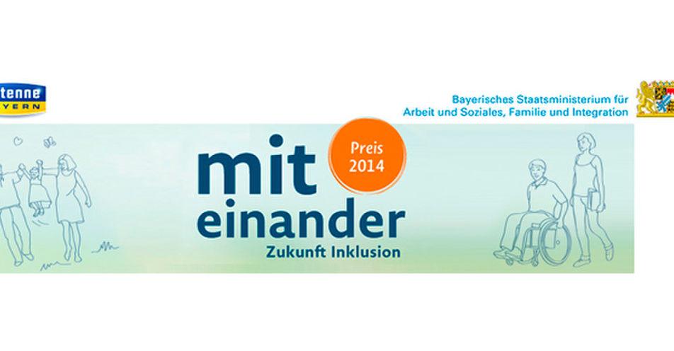 Bayerischer Miteinander-Preis 2014