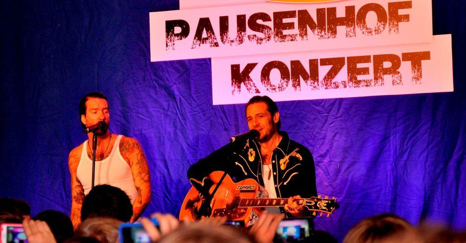 ANTENNE BAYERN-Pausenhofkonzert mit BossHoss