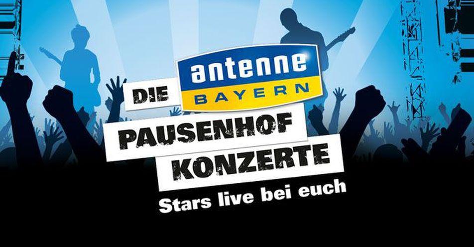 Auf geht's! Heute startet das Voting zu den ANTENNE BAYERN Pausenhof-Konzerten