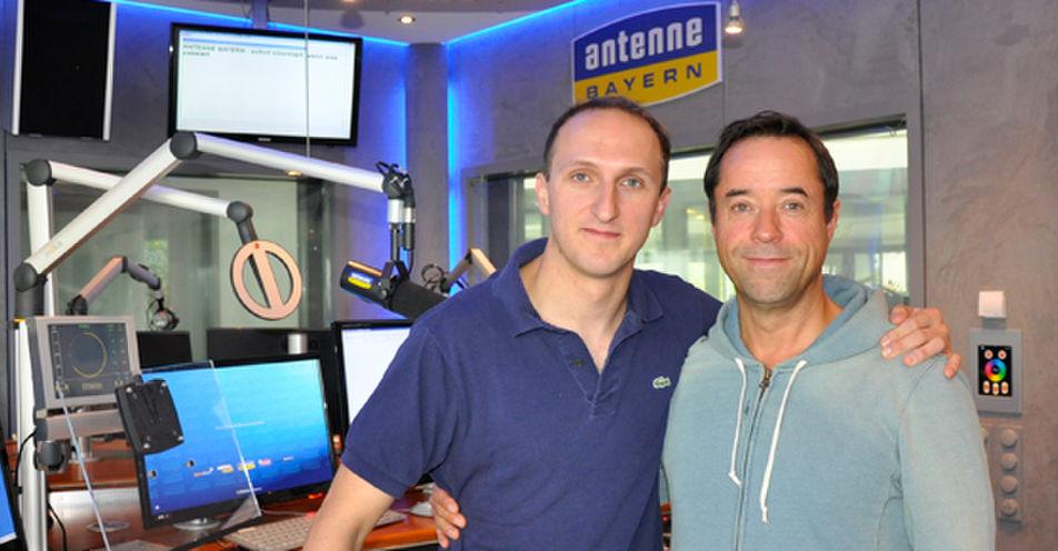 Jan Josef Liefers mit Radio Doria in der Stefan Meixner Show