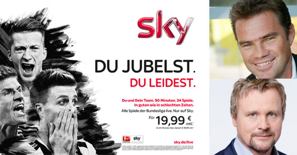 SpotCom setzt Sky-Bundesliga-Countdown im Radio um