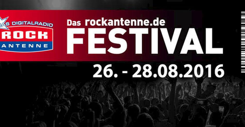 Bühne frei für das erste ROCK ANTENNE Online Radio Festival