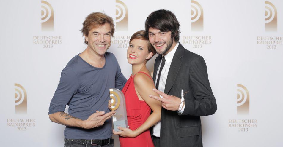 """""""Junge Wilde"""" gewinnen Deutschen Radiopreis 2013"""