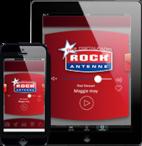 ROCK ANTENNE App