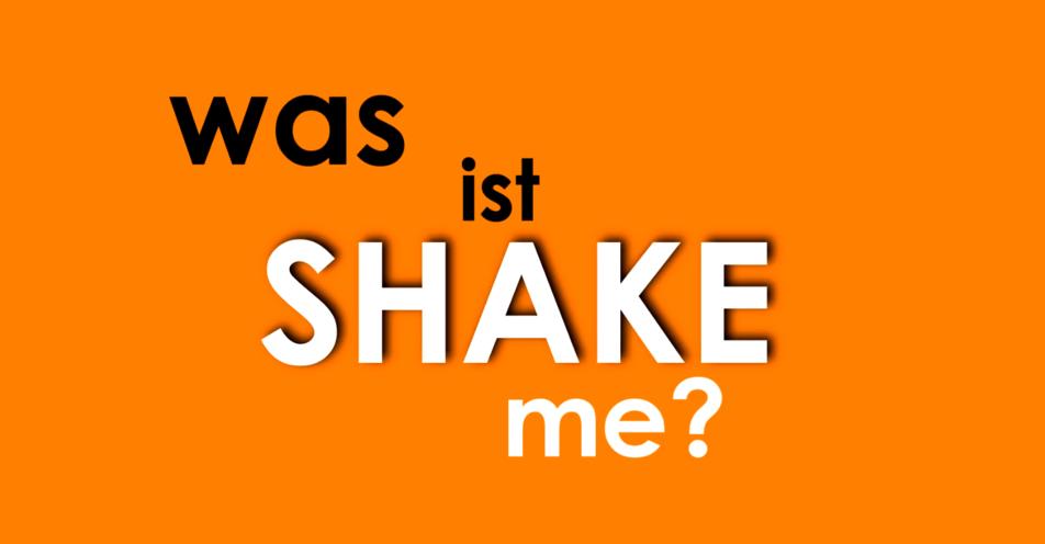 Shake-me! Erste interaktive Audiowerbung