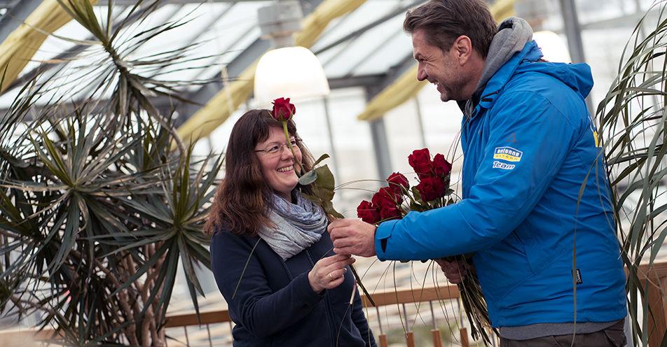 Die ANTENNE BAYERN 'Alles frei sei dabei'-Tour in Bodenmais mit Rosenkavalier Christian Franz