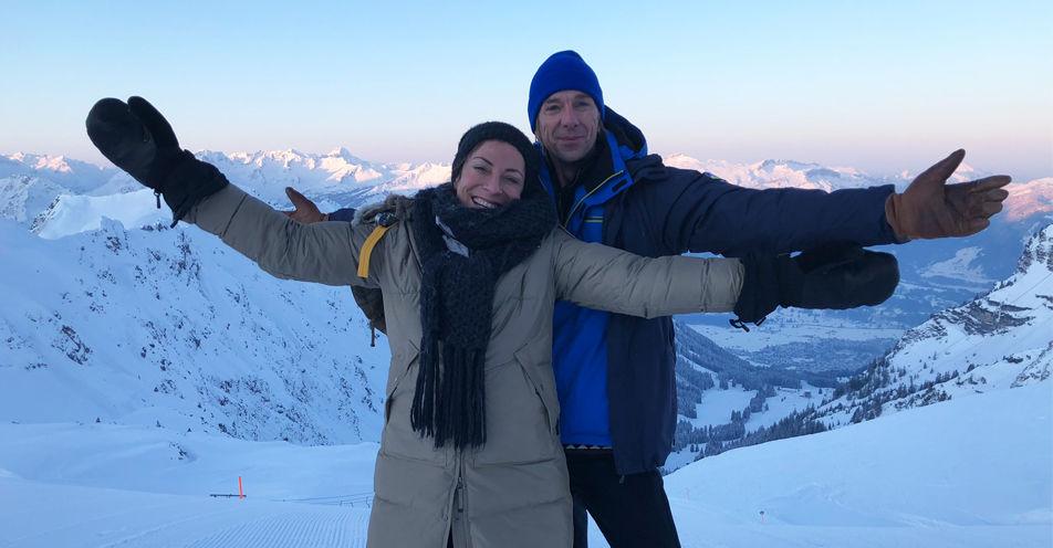 Bayern bibbert –  Leiki experimentiert auf dem Nebelhorn