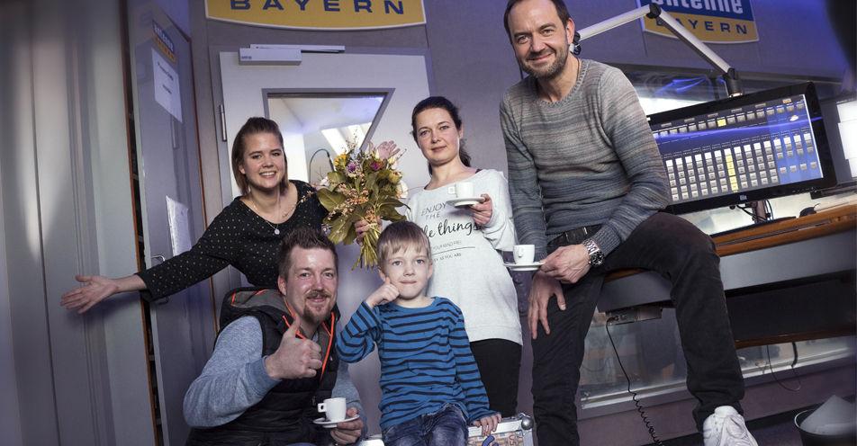 René aus Illertissen startet mit 50.000 Euro in die Ferien –  er knackte das geheime Wort