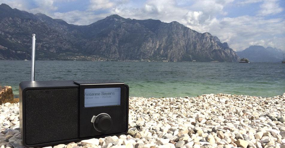 Urlaub am Gardasee mit ANTENNE BAYERN – bayerische Heimat hören