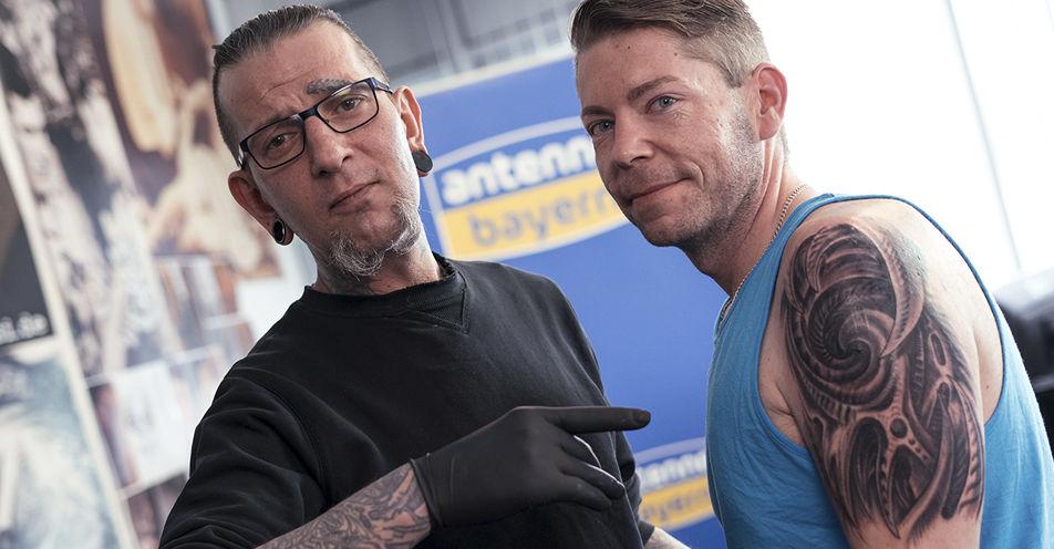 ANTENNE BAYERN rettet Erdinger vor peinlichstem Tattoo Bayerns