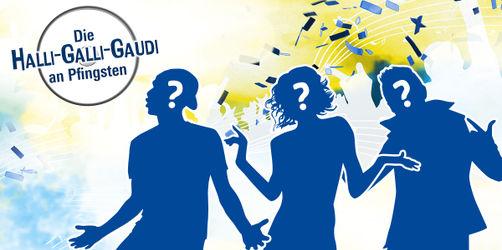 Halli-Galli-Gaudi: Diese Promis sind an Pfingsten dabei