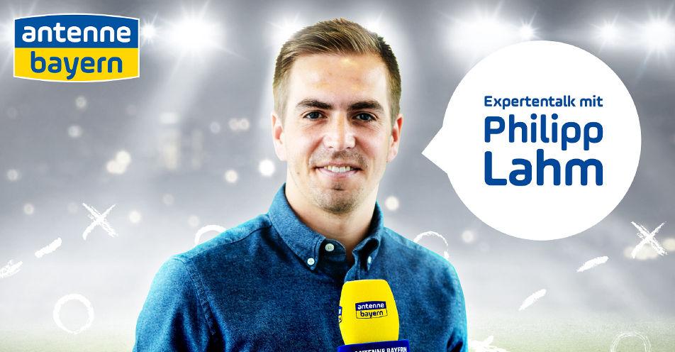 Philipp Lahm wird ANTENNE BAYERN-WM-Experte und startet Podcast