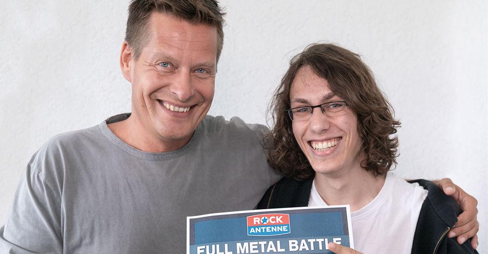 Karlsfelder headbangt sich auf drei Metal-Events