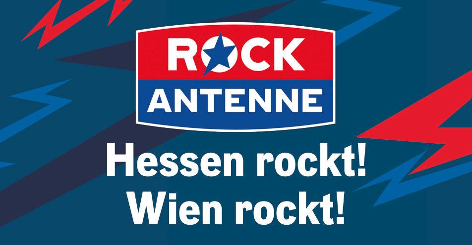ROCK ANTENNE sendet ab sofort in Wien und Hessen auf DAB+