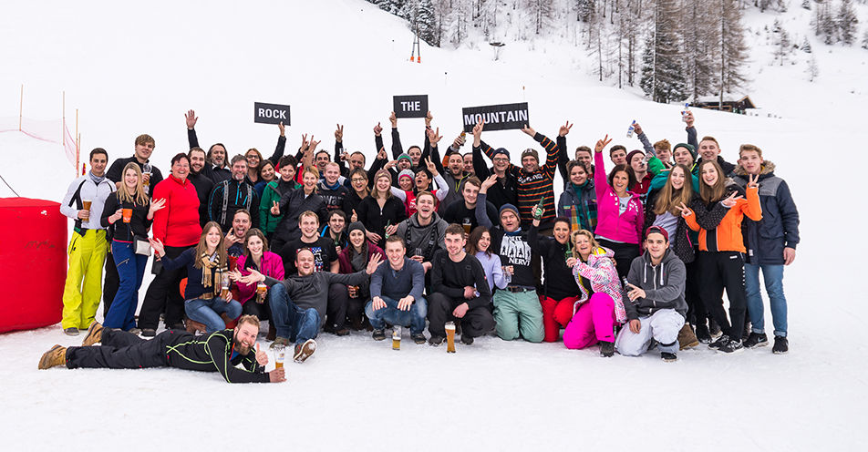 Rock the Mountain – Mit ROCK ANTENNE zum Skispaß