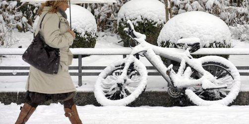 Schneefrei für Schüler: Wann darf ich auch als Arbeitnehmer zu Hause bleiben?