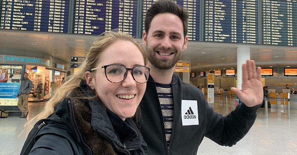 Mittelfränkin von Germania-Insolvenz betroffen: ANTENNE BAYERN rettet Flitterwochen